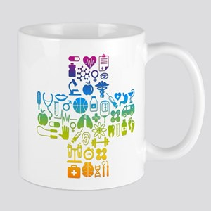 health cross Mugs
