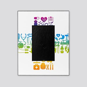 health cross Picture Frame