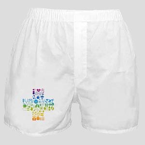 health cross Boxer Shorts
