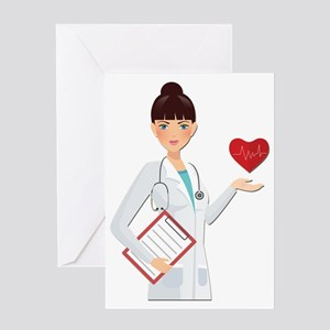 Health care greeting cards cafepress greeting card m4hsunfo