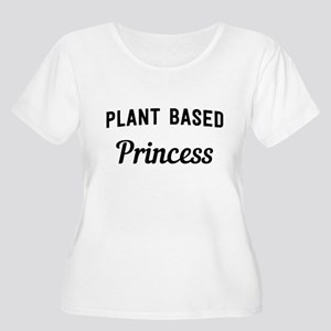 Plant based princess Plus Size T-Shirt