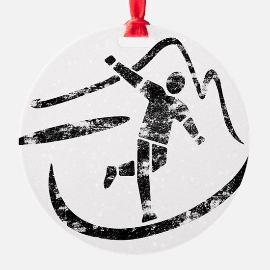 Disc Toss 2016 by TeeCreations Ornament