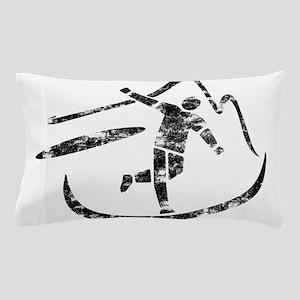 Disc Toss 2016 by TeeCreations Pillow Case