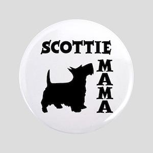 SCOTTIE MAMA Button