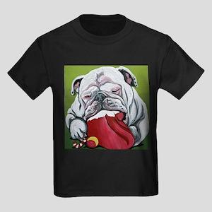 Christmas English Bulldog T-Shirt