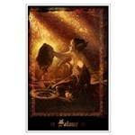 Salome Large Poster