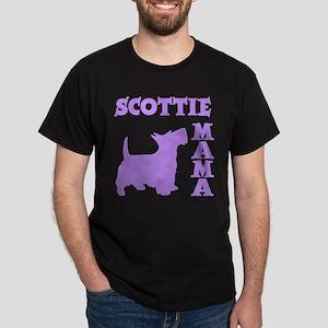 SCOTTIE MAMA Dark T-Shirt