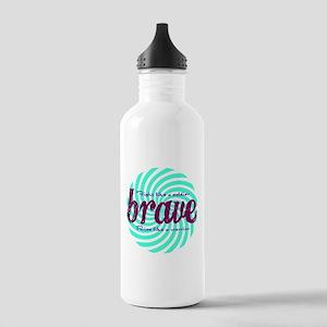 Brave Water Bottle
