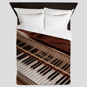 Piano Queen Duvet