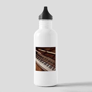 Piano Sports Water Bottle