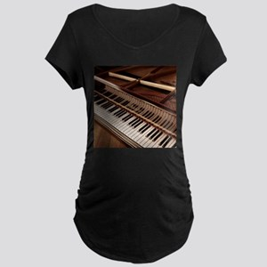 Piano Maternity T-Shirt