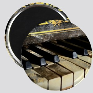 Vintage Piano Magnets