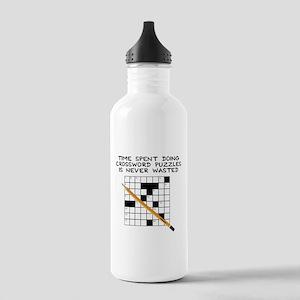 time spent doing cross Stainless Water Bottle 1.0L
