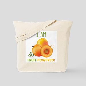 I Am Fruit-Powered! Tote Bag