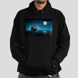 Moonlight Pirates Hoodie (dark)