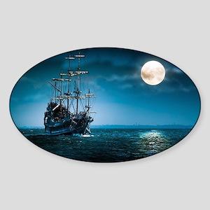 Moonlight Pirates Sticker