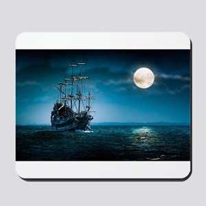 Moonlight Pirates Mousepad