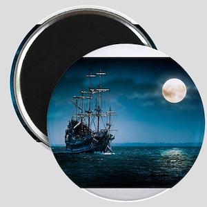Moonlight Pirates Magnets