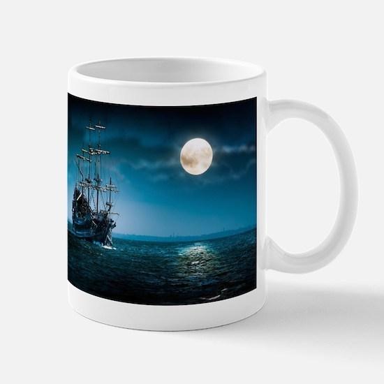 Moonlight Pirates Mugs