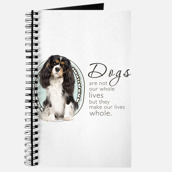 Cavaliers Make Lives Whole Journal