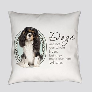 Cavaliers Make Lives Whole Everyday Pillow