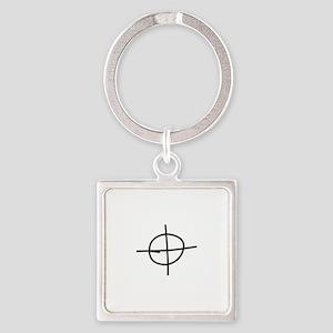 Zodiac Killer Symbol Keychains