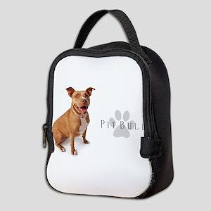 Pit Bull Neoprene Lunch Bag