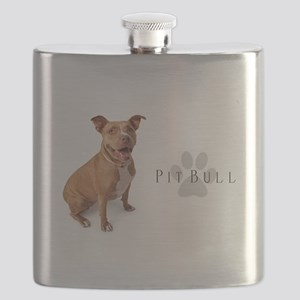 Pit Bull Flask