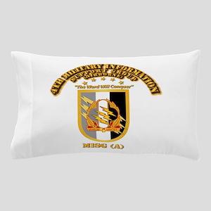 4th MISG (A) Pillow Case
