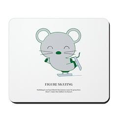Chootan skating Mousepad