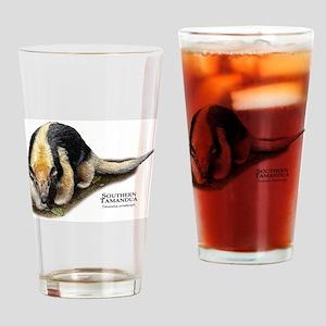 Southern Tamandua Drinking Glass