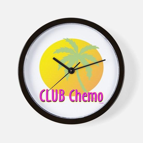 Club Chemo Wall Clock