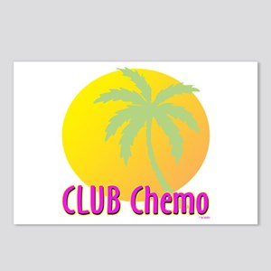 Club Chemo Postcards (Package of 8)