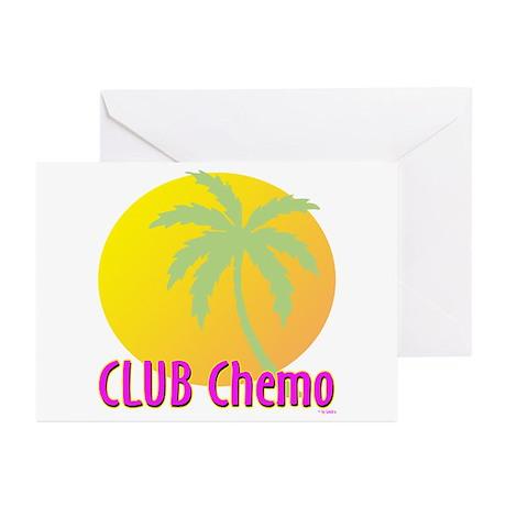 Club Chemo Greeting Cards (Pk of 20)