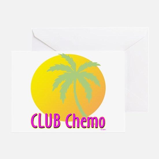 Club Chemo Greeting Card