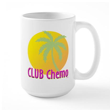 Club Chemo Large Mug