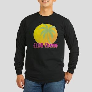 Club Chemo Long Sleeve Dark T-Shirt