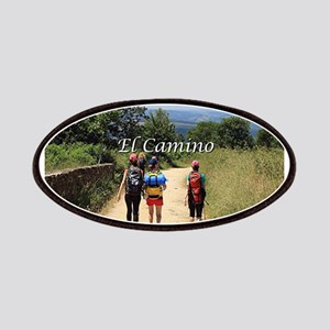 Walkers on El Camino, Spain 2 Patch
