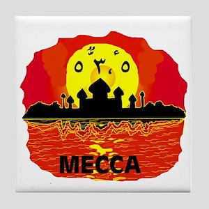 MECCA SUNSET Tile Coaster