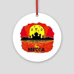 MECCA SUNSET Ornament (Round)