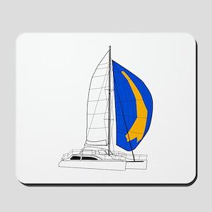 Catamaran Mousepad