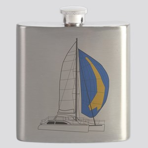 Catamaran Flask