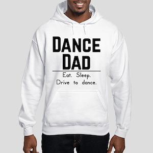 Dance Dad Hooded Sweatshirt