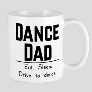 Dance Dad Mugs