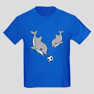 Soccer Dolphins T-Shirt
