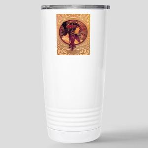 Byzantine Stainless Steel Travel Mug