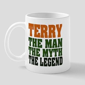 TERRY - the legend Mug