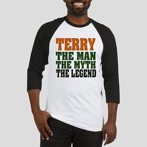 TERRY - the legend Baseball Jersey