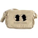 The Frytown Toughs Silhouette Messenger Bag