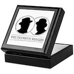 The Frytown Toughs Silhouette Keepsake Box